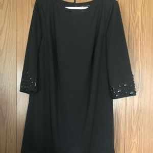 Dresses & Skirts - Little Black Dress with Jewel Sleeves